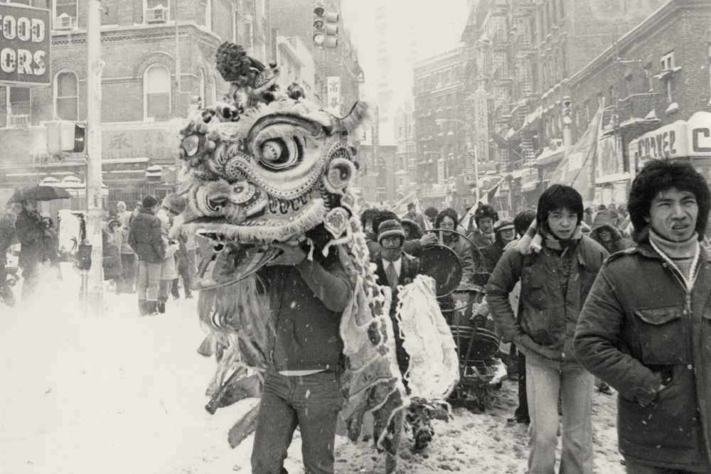 An Unlikely Photojournalist: Emile Bocian in Chinatown